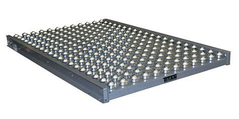 transfer tables conveyors titan industries inc