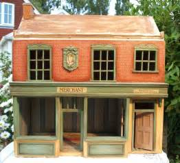 dolls house shop vintage dolls house shop with flat above 163 107 00 picclick uk