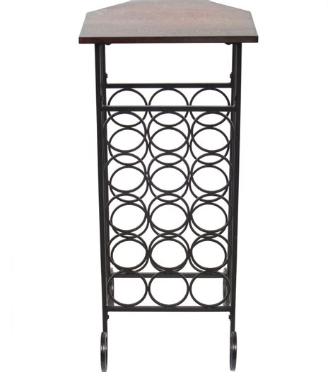 Wine Rack End Table by Wine Rack End Table In Wine Racks