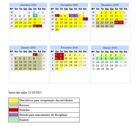 Calendã Academico Ufpel Definido Calend 225 Acad 234 Mico Para Ingressantes Em 2015 2