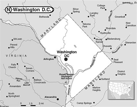 directory dcwashingtonmodernmaps