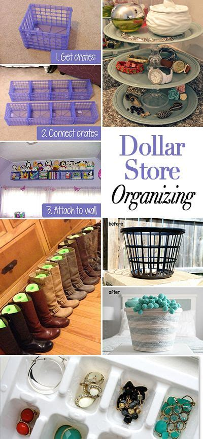 dollar store organizing ideas dollar store organizing ideas lot s of great tips and