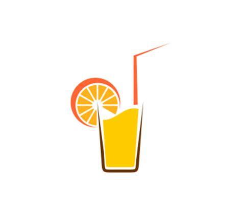 cocktail logo vector orange drinks logo download vector logos free