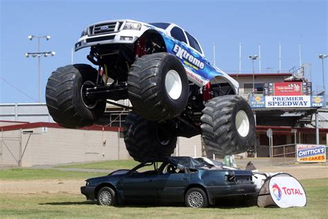 next monster truck show wanted return of a stolen monster truck the north west star