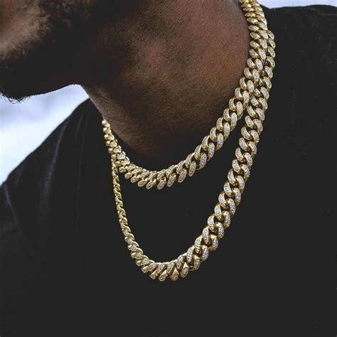 cadenas cubanas cadena cubana diamantada 1 900 00 en mercado libre