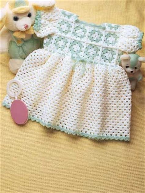 free pattern crochet yoke granny yoke baby dress free crochet pattern crochet
