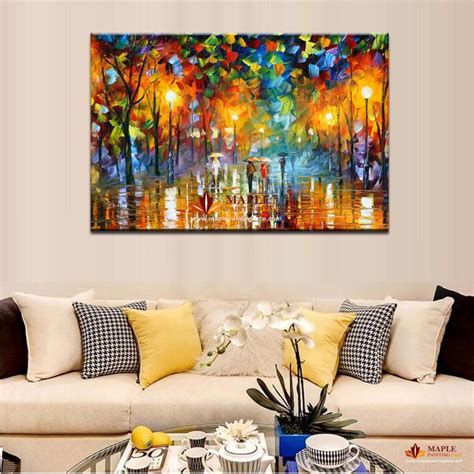 wall painting trees2018 2018 modern abstract lover tree l landscape painting on canvas wall