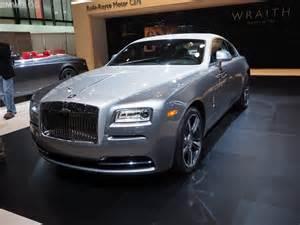 Roll Royce Wraith 2015 2015 Nyias Rolls Royce Wraith Inspired By