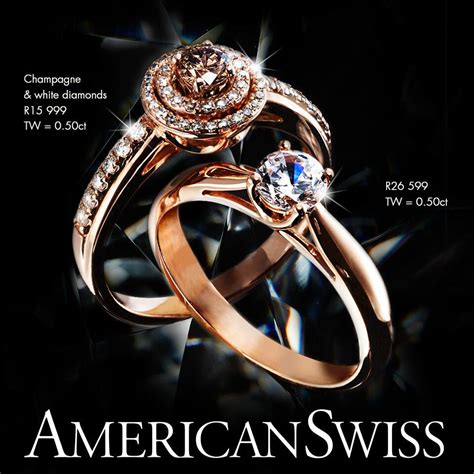 American Swiss Wedding Rings Brochure by American Swiss On Quot Gold Is Spot On Trend