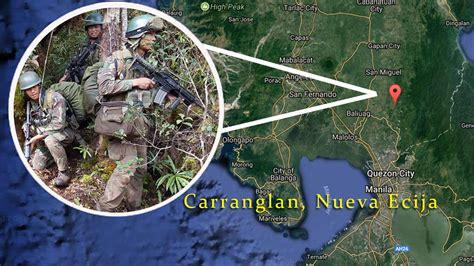 buro ng nueva ecija 9 na npa patay sa sagupaan sa nueva ecija rmn networks