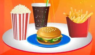 giochi di servire ai tavoli burger shop il gioco