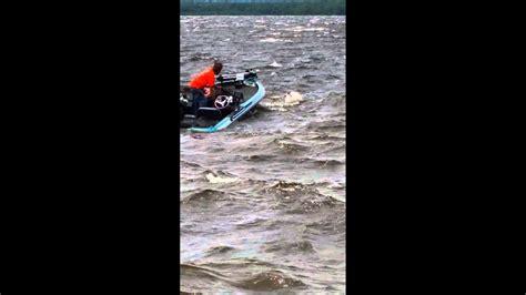 boat sinking statistics sinking bass boat youtube
