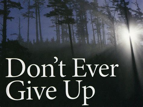 don t give up part 8