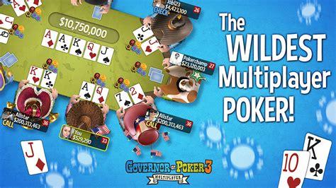 governor  poker   play