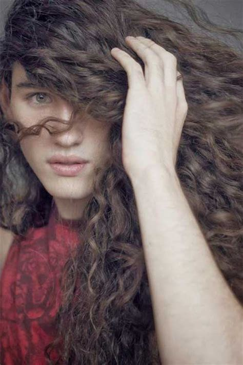 hairstyles for extremely curly long hair 20 guys with long curly hair mens hairstyles 2018