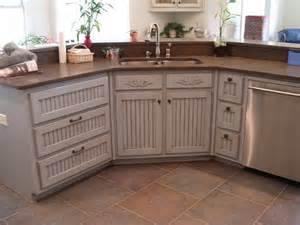 Kitchen Cabinets With Glaze Finishes faux finishes for cabinets and furniture