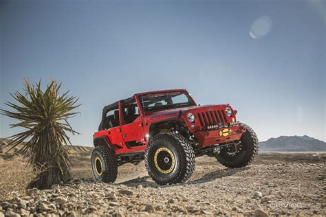 built jeep wrangler spicy chicken an evo built 2017 jeep wrangler unlimited