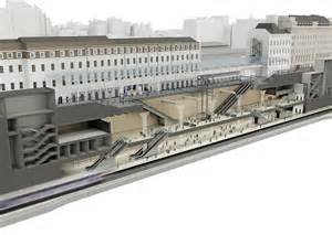Interesting Floor Plans photos of the crossrail station at paddington ianvisits