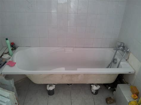 fabriquer une baignoire tablier baignoire carrel 233 ou pas