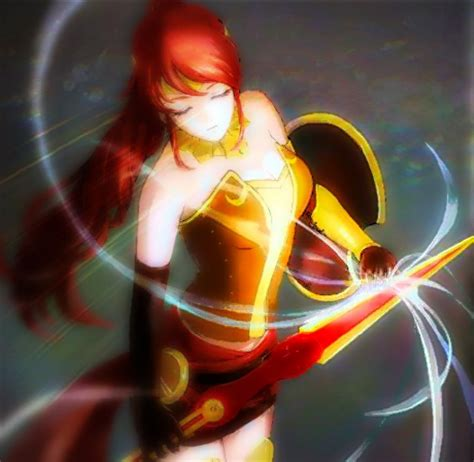 Rwby Wallpaper Pyrrha