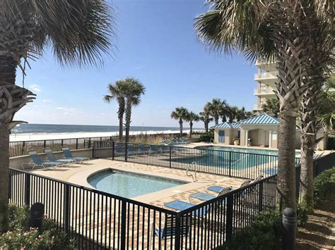bluewater vacation rentals shamrock bluewater 702 gulf shores vacation rentals