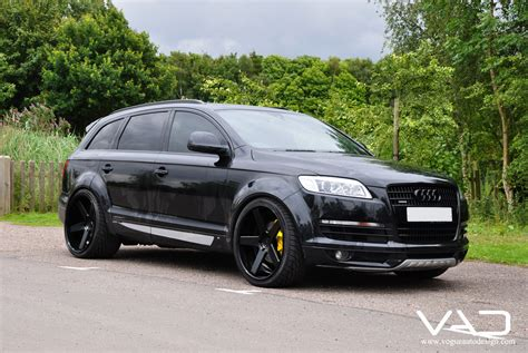 Audi Felgen Schwarz by Audi Q7 Black Wheels 2015 Audi Q7 With Black Rims