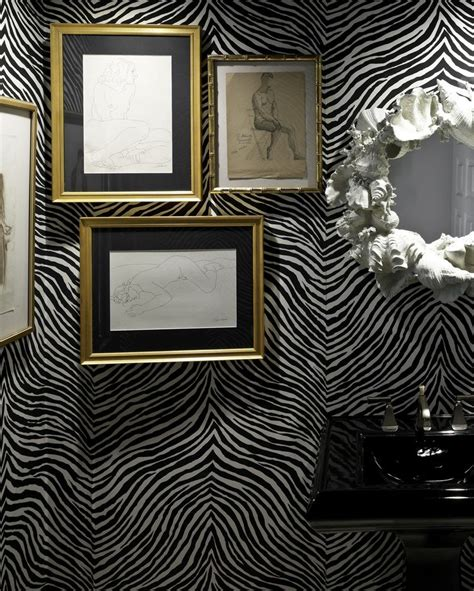 zebra wallpaper for bedrooms 25 best ideas about zebra wallpaper on bamboo