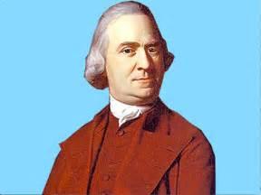 Samuel adams in the american revolution