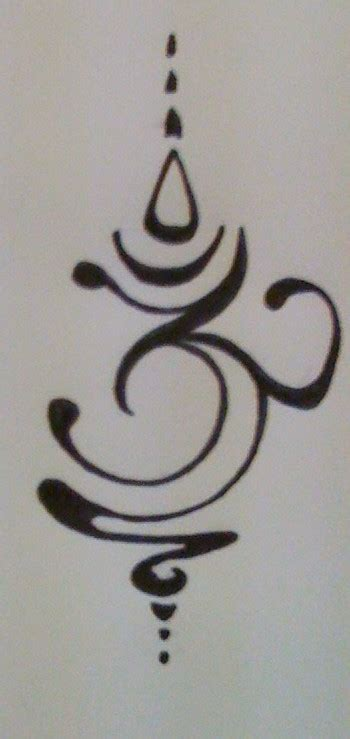 small om tattoo designs bruteccode om designs