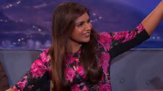 mindy kaling conan 301 moved permanently