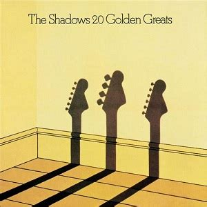 the best of the shadows 20 golden greats the shadows album