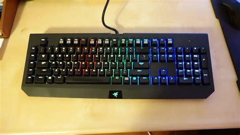 Keyboard Blackwidow Chroma Razer Blackwidow Chroma Keyboard Review Booredatwork