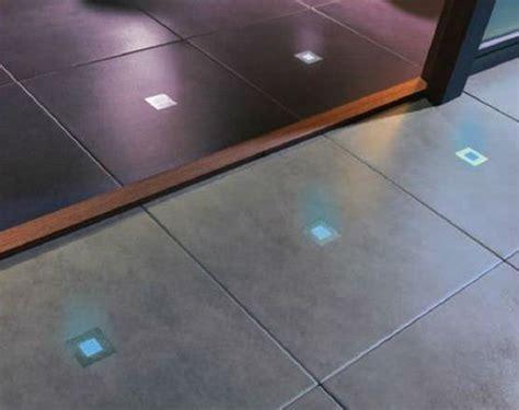 Square Walk Over Led Floor Light Set Uplight For Indoor