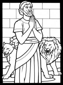 daniel in the s den coloring page welcome to dover publications