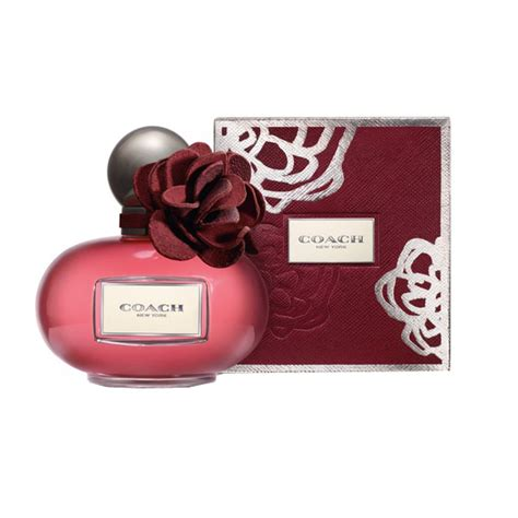 Coach For Breast Cancer Awareness Month by Coach Poppy Wildflower Eau De Parfum Pretty Powerful