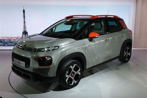 new citroen c3 new citroen c3 aircross revealed pictures auto express