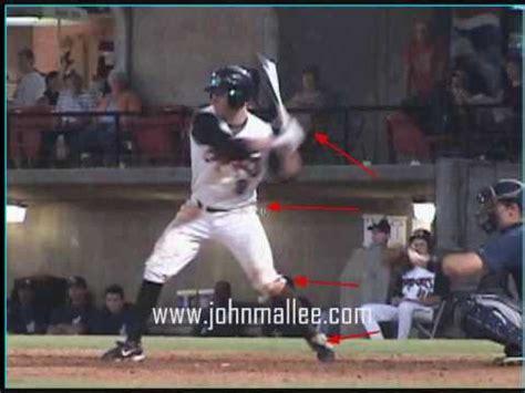 major league swing john mallee 6 steps of a major league swing hitting tips