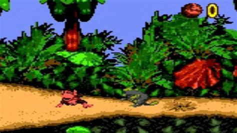 kong country gameboy color kong country gbc diddy defeated