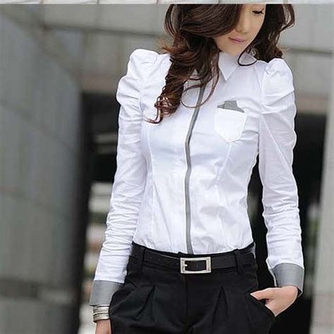 down blouses for 2013 video star travel international down blouses for 2013 summer size s 2xl long sleeve lady style office cool