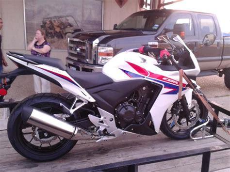 honda cbr brand new price buy brand new 2013 honda cbr 500r on 2040 motos