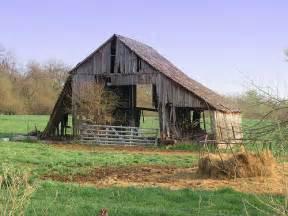 wooden barns wood barn lamar missouri flickr photo