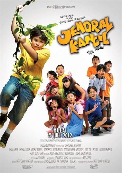 film perjuangan singa lodaya jendral kancil the movie harry dagoe suharyadi 5 juli