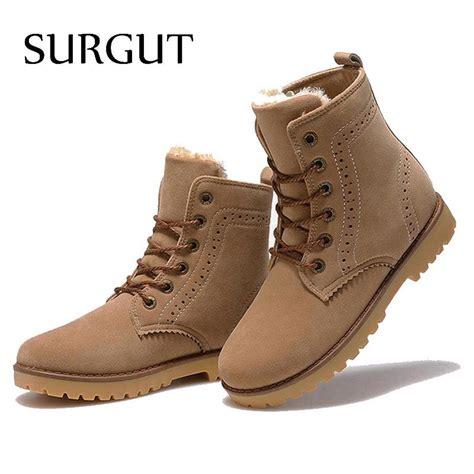 Sepatu Boot Musim Salju 2016 sepatu fashion musim dingin perempuan musim dingin