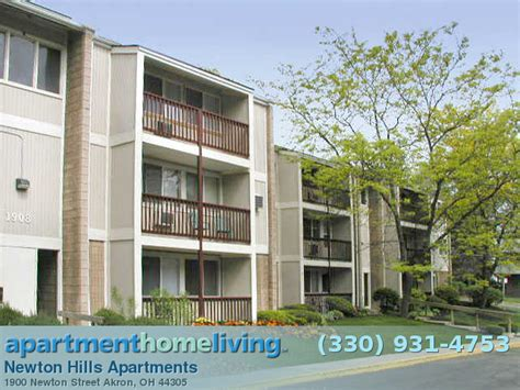 Newton Apartments Kent Ohio Newton Apartments Akron Apartments For Rent Akron Oh