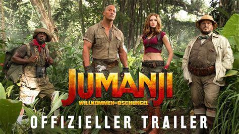 jumanji ganzer film deutsch jumanji willkommen im dschungel trailer e ab 21 12