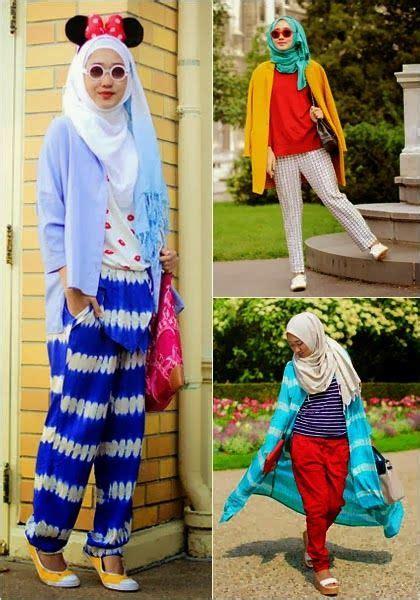 tutorial baju berhijab 17 best images about hijab fashion on pinterest muslim