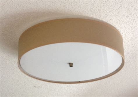 flush mount light flush mount linen drum shade light fixture s t lighting
