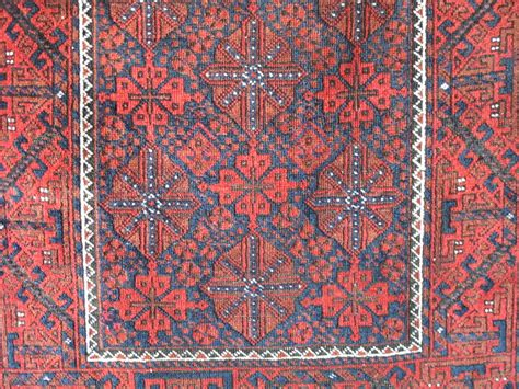 arabian rug arab baluch rug with floating chemches saturated soft wool with all colors