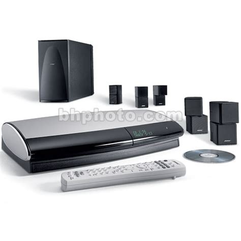 bose lifestyle 48 iii home theater system black 40448 b h