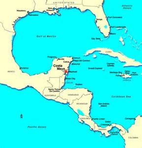 Costa Maya Mexico Map by Mexico Cruises Cruises To Mexico Mexico Cruise Mexican